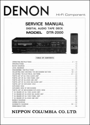 Korg dtr 2 user manual download