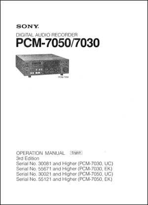 User Manual: PCM-7030.PDF